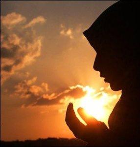 berdoa pic